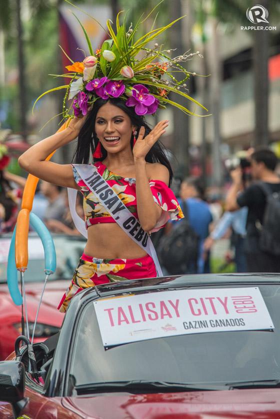 فيديو وصور ملكة جمال الفليبين الفلسطينية الأصل تؤدي رقصة شرقية وتبهر الجميع صورة رقم 15