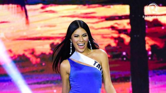فيديو وصور ملكة جمال الفليبين الفلسطينية الأصل تؤدي رقصة شرقية وتبهر الجميع صورة رقم 23