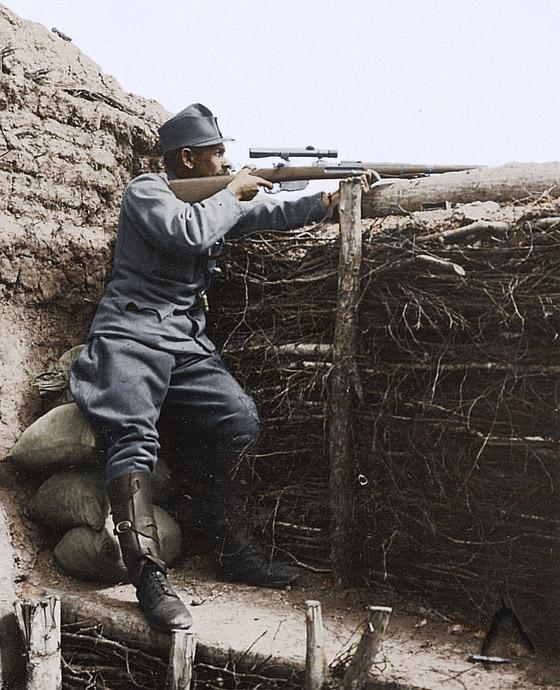 كيف ضُلل الألمان في الحرب العالمية الأولى؟ صورة رقم 1