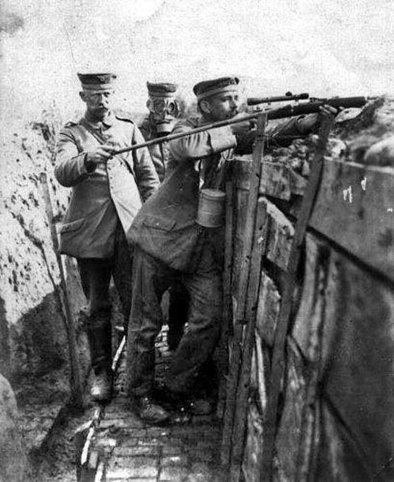 كيف ضُلل الألمان في الحرب العالمية الأولى؟ صورة رقم 3
