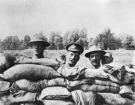 كيف ضُلل الألمان في الحرب العالمية الأولى؟ صورة رقم 5