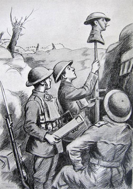 كيف ضُلل الألمان في الحرب العالمية الأولى؟ صورة رقم 6