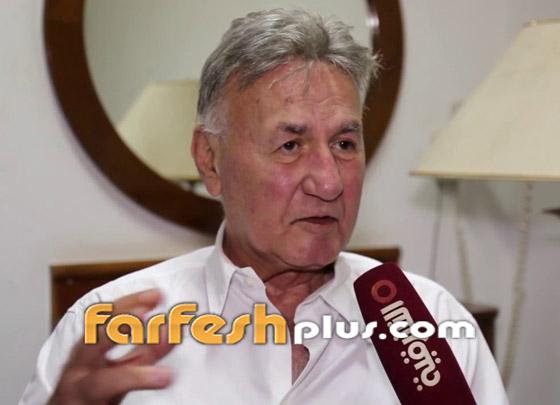 الراحل عزت أبو عوف, طبيب نسائي احترف التمثيل والغناء صورة رقم 14