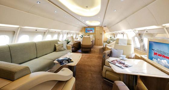 صور أغلى 5 طائرات خاصة في العالم، الوليد بن طلال يمتلك إحداها صورة رقم 5