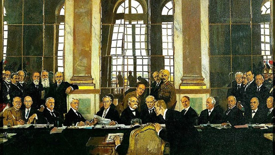 هكذا تخيل الألمان العالم لو انتصروا بالحرب العالمية الأولى صورة رقم 1