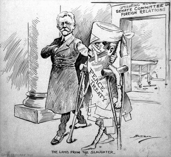 هكذا تخيل الألمان العالم لو انتصروا بالحرب العالمية الأولى صورة رقم 2