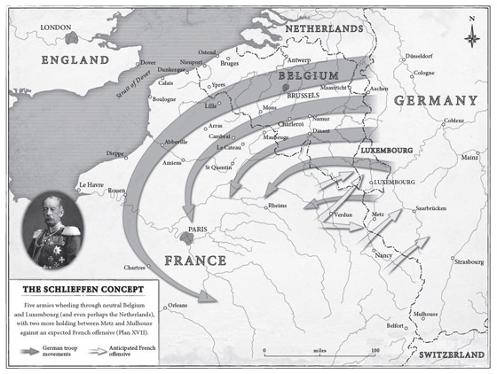 هكذا تخيل الألمان العالم لو انتصروا بالحرب العالمية الأولى صورة رقم 3
