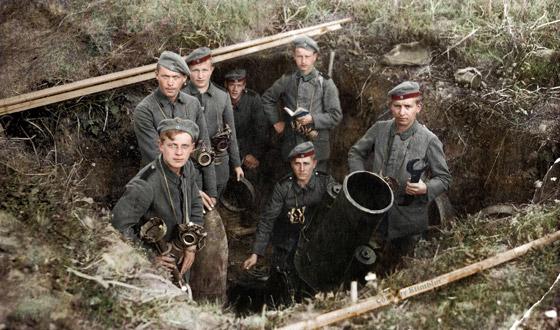 هكذا تخيل الألمان العالم لو انتصروا بالحرب العالمية الأولى صورة رقم 7