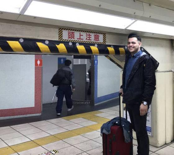 مجموعة صور تبين أن اليابان ليست بلداً لطوال القامة! صورة رقم 7