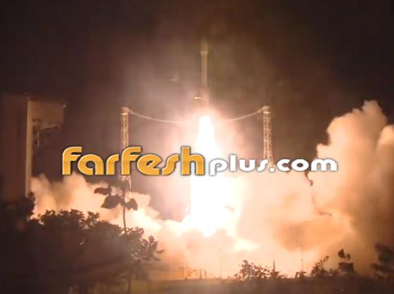 بالفيديو والصور- فشل في إطلاق صاروخ على متنه قمر صناعي إماراتي صورة رقم 2