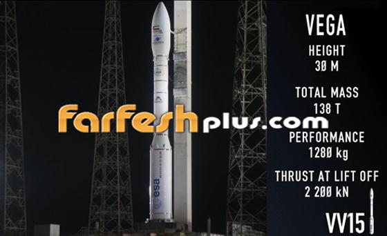بالفيديو والصور- فشل في إطلاق صاروخ على متنه قمر صناعي إماراتي صورة رقم 1