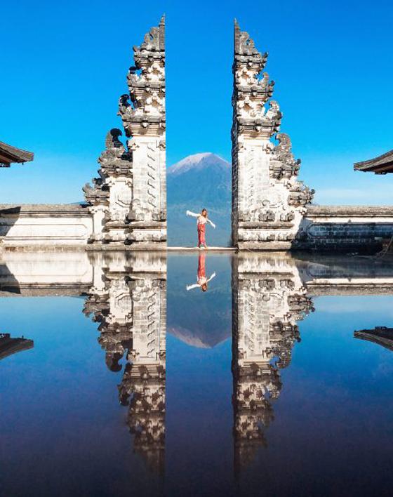 صور مزيفة  لمعبد على إنستجرام تتسبب في خيبة أمل واسعة لدى لسياح صورة رقم 12