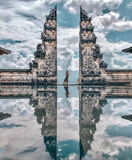 صور مزيفة  لمعبد على إنستجرام تتسبب في خيبة أمل واسعة لدى لسياح صورة رقم 15