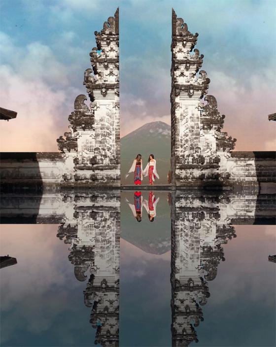 صور مزيفة  لمعبد على إنستجرام تتسبب في خيبة أمل واسعة لدى لسياح صورة رقم 16