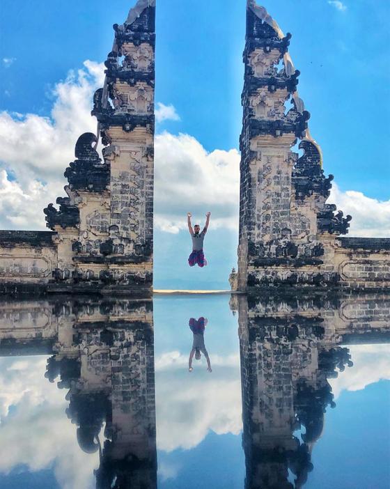 صور مزيفة  لمعبد على إنستجرام تتسبب في خيبة أمل واسعة لدى لسياح صورة رقم 18