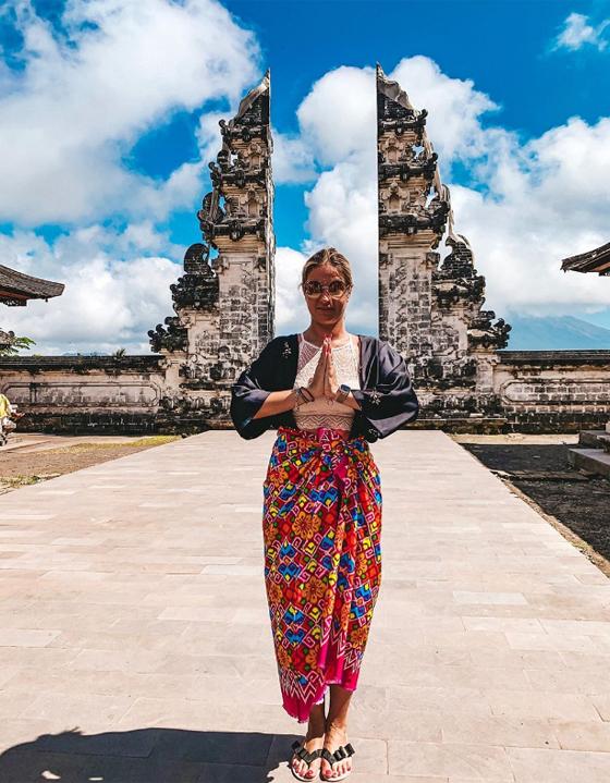 صور مزيفة  لمعبد على إنستجرام تتسبب في خيبة أمل واسعة لدى لسياح صورة رقم 19