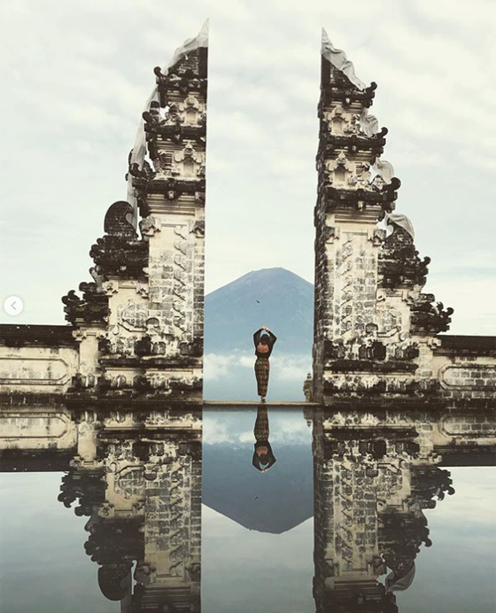 صور مزيفة  لمعبد على إنستجرام تتسبب في خيبة أمل واسعة لدى لسياح صورة رقم 20