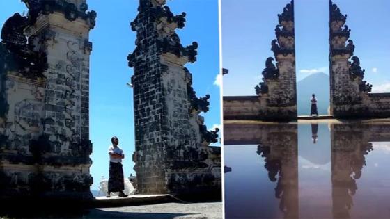 صور مزيفة  لمعبد على إنستجرام تتسبب في خيبة أمل واسعة لدى لسياح صورة رقم 24