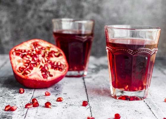 تعرفوا على فوائد عصير الرمان المدهشة.. وإليكم أسهل طريقه لصنعه صورة رقم 2