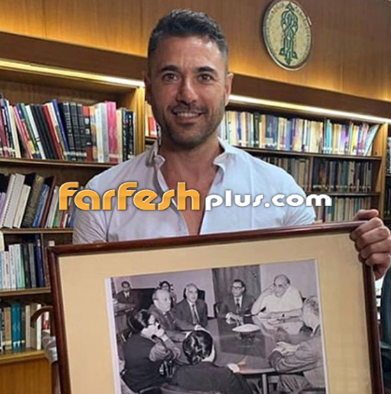 أحمد عز وزينة يشتبكان بالأيدي في معركة (نص الليل) صورة رقم 8