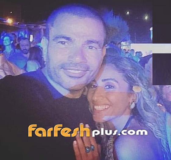 فيديو دنيا الشربيني: عمرو دياب أهم ما في حياتي واسمي على اسم أمه صورة رقم 7
