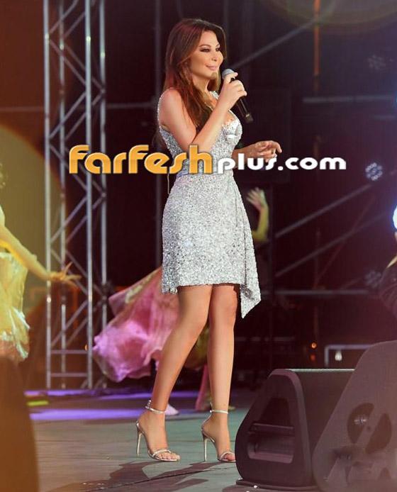 فيديو طريف.. إليسا تتعرض لموقف محرج على المسرح: يا عيب الشوم عليي! صورة رقم 16