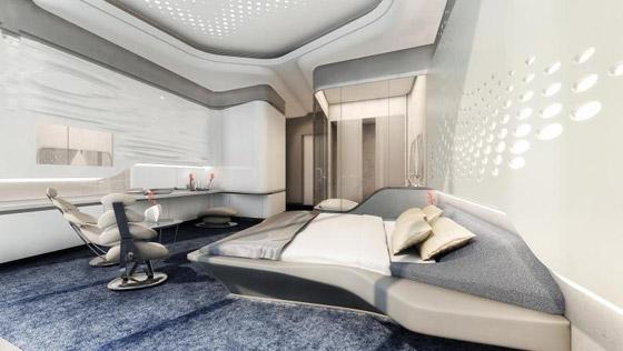 بالصور: فندق من تصميم المهندسة الراحلة زها حديد في دبي قريبا صورة رقم 5