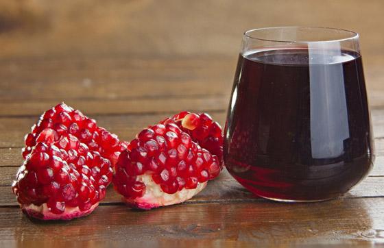 تعرفوا على فوائد عصير الرمان المدهشة.. وإليكم أسهل طريقه لصنعه صورة رقم 10