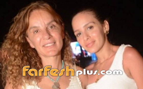 صور الفنانة راندا مع ابنتها جميلة عوض كيف أصبحت بعد غياب؟ صورة رقم 1