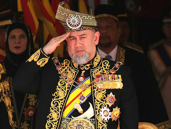 بعد منشورات طليقته.. ملك ماليزيا يكشف عن ندمه ويعتذر من شعبه! صورة رقم 5
