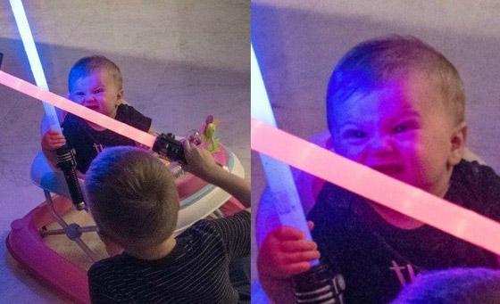 صور طريفة تظهر مدى جنون الأطفال الأشقياء ومشاكستهم صورة رقم 1