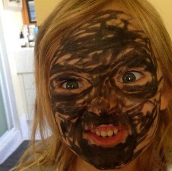 صور طريفة تظهر مدى جنون الأطفال الأشقياء ومشاكستهم صورة رقم 3