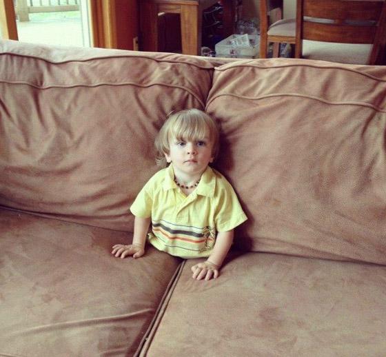 صور طريفة تظهر مدى جنون الأطفال الأشقياء ومشاكستهم صورة رقم 11