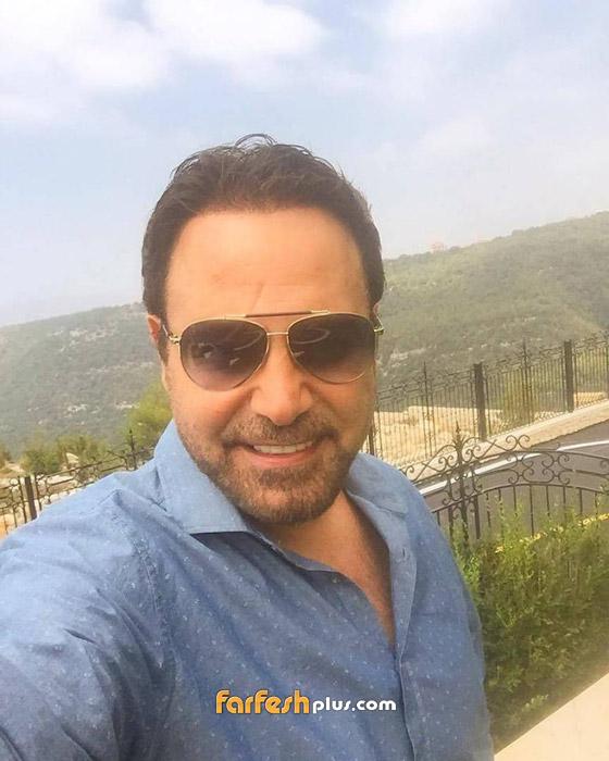 """عاصي الحلاني يكشف عن حالته الصحية وحقيقة إصابته """"بالعمى"""" بعد حادث سقوطه من فوق حصان صورة رقم 5"""