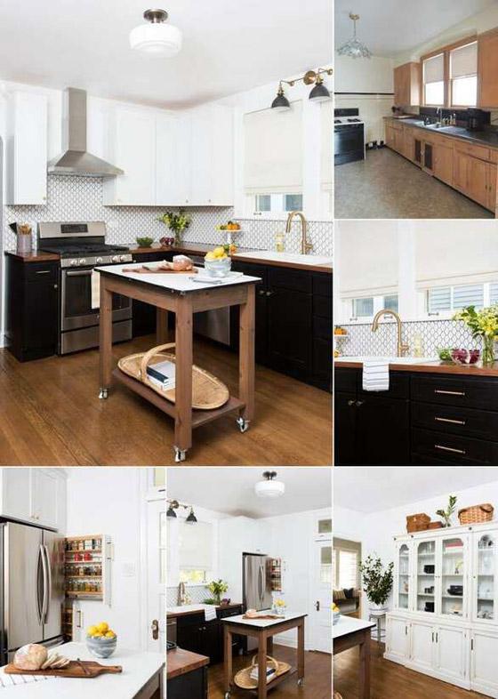 10 أفكار لتجديد ديكور المطبخ بطريقة عصرية صورة رقم 3