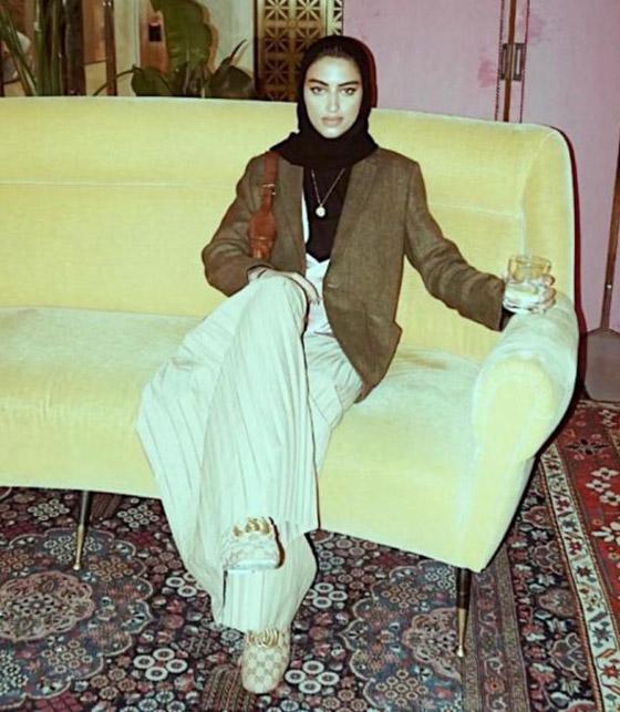 بالصور: أزياء عملية ومريحة للمحجبات من وحي السعودية يارا النملة صورة رقم 3
