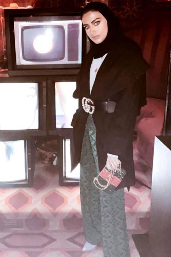 بالصور: أزياء عملية ومريحة للمحجبات من وحي السعودية يارا النملة صورة رقم 7