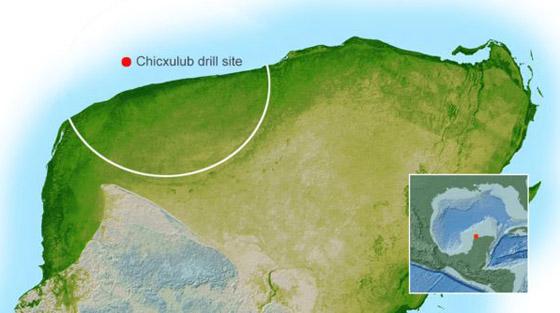 هكذا كانت الأرض خلال الساعات الأخيرة قبل انقراض الديناصورات صورة رقم 4