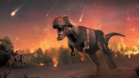 هكذا كانت الأرض خلال الساعات الأخيرة قبل انقراض الديناصورات صورة رقم 6