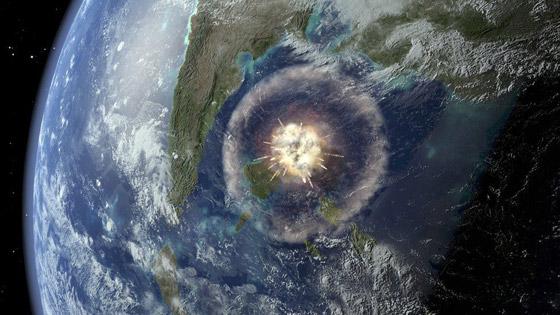 هكذا كانت الأرض خلال الساعات الأخيرة قبل انقراض الديناصورات صورة رقم 10