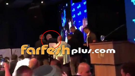 بالفيديو: هروب نتنياهو من قاعة عقب تعرضها لقصف صاروخي فلسطيني! صورة رقم 10