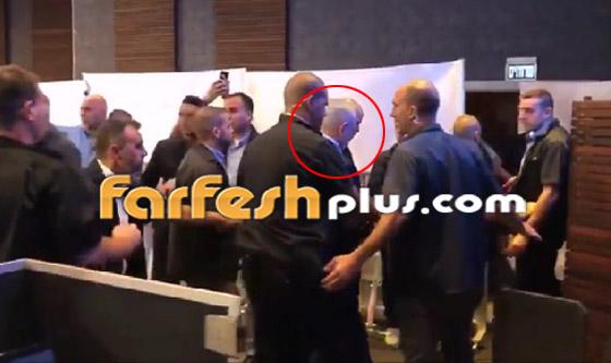 بالفيديو: هروب نتنياهو من قاعة عقب تعرضها لقصف صاروخي فلسطيني! صورة رقم 11