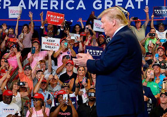 ترامب يتحدى الجميع ليثبت أن شعره المثير للجدل طبيعي وأنه الأفضل! صورة رقم 7