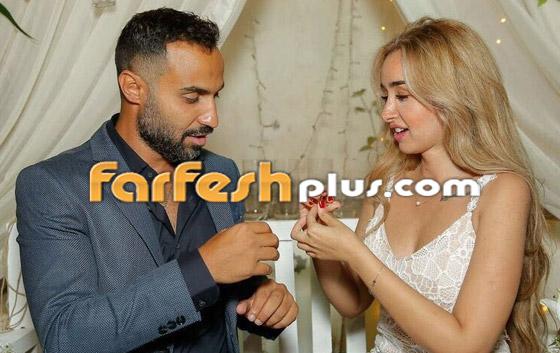عقد قرآن وزفاف هنا الزاهد وأحمد فهمي بحضور نجوم الفن صورة رقم 3