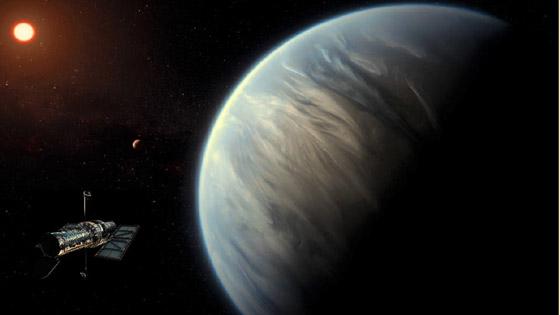 العثور لأول مرة بالتاريخ على الماء في كوكب غير الأرض! صورة رقم 3