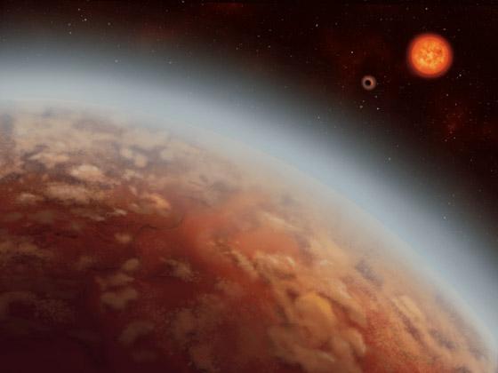 العثور لأول مرة بالتاريخ على الماء في كوكب غير الأرض! صورة رقم 5
