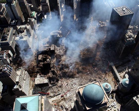 هجمات 11 سبتمبر.. مرور 18 عاما على أعنف هجوم إرهابي في أمريكا صورة رقم 22