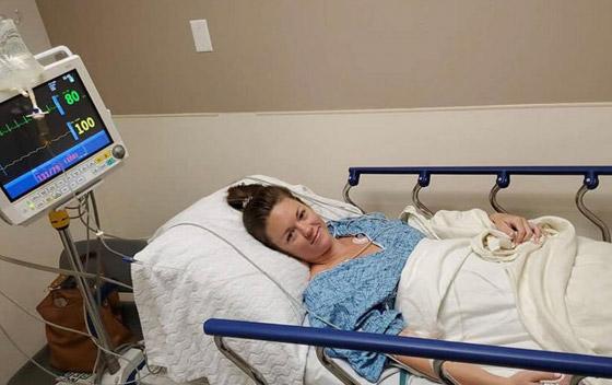 نصحها خطيبها وهي نائمة بأن تبتلع خاتمها، وعندما أفاقت تفاجأت بأنها سمعت كلامه! صورة رقم 1