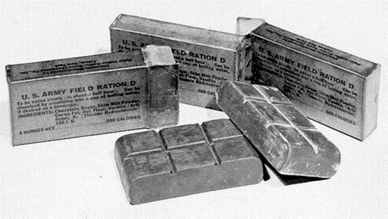 بشوكولاتة كالبطاطس.. انتصرت أميركا في الحرب العالمية صورة رقم 3