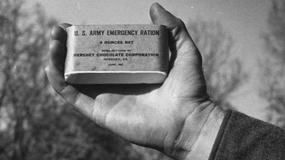 بشوكولاتة كالبطاطس.. انتصرت أميركا في الحرب العالمية صورة رقم 5